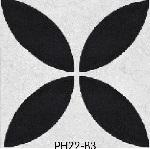 giá gạch bông đen trắng 2