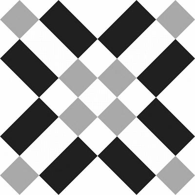 Gạch bông Prime 2711 30×30