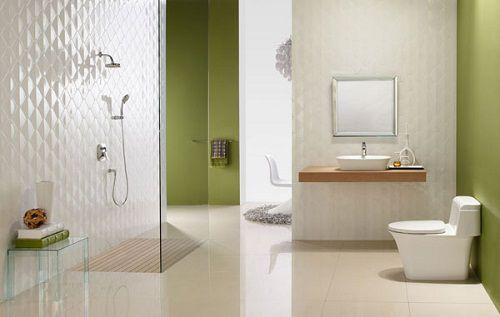 Màu sắc gạch prime phòng tắm