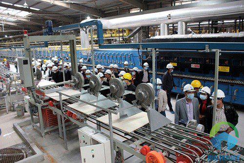 Nhà máy gạch prime Đại Lộc – Quảng Nam lớn nhất Đông Nam Á