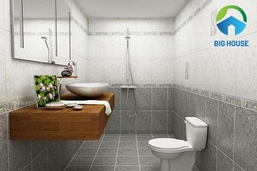 cách chọn gạch lát nền nhà tắm