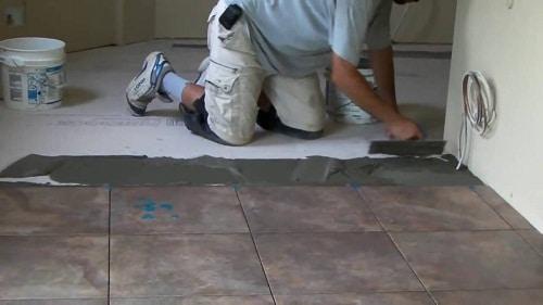 Cách lát gạch nền nhà đẹp, chuẩn kỹ thuật nhất