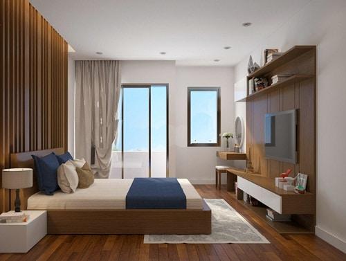 chọn mẫu gạch lát nền phòng ngủ giả gỗ chất lượng