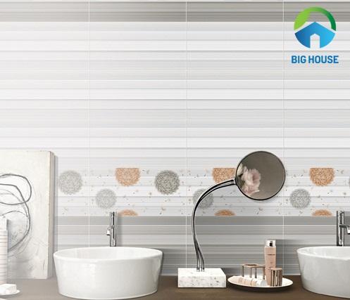 mẫu gạch ốp tường nhà vệ sinh prime