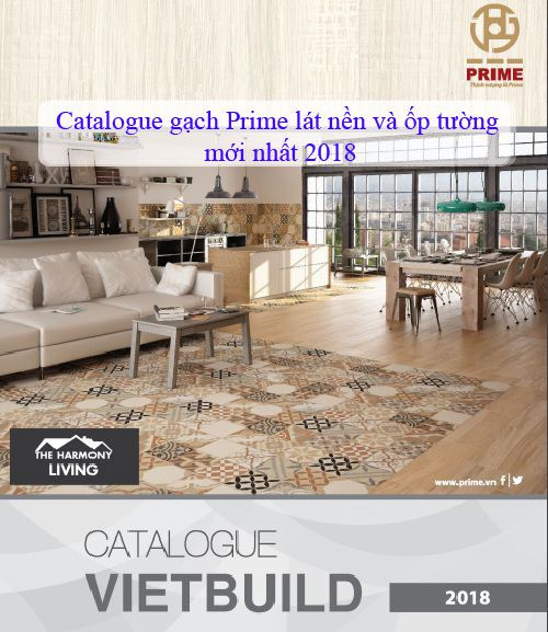 Catalogue gạch Prime