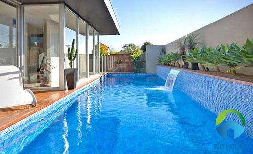 gạch ốp bể bơi prime