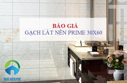 Bảng giá gạch ốp tường 30×60 Prime, Viglacera, Đồng Tâm,… 2020