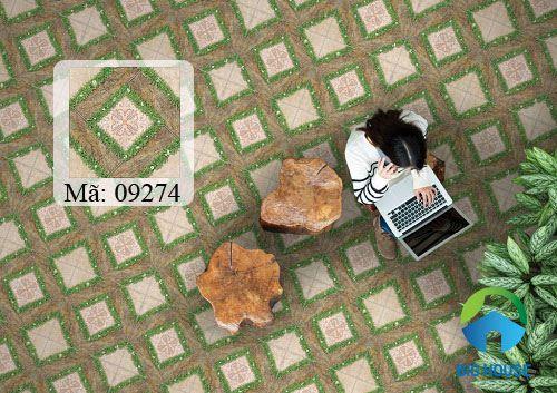các mẫu gạch lát nền ceramic 40x40 6