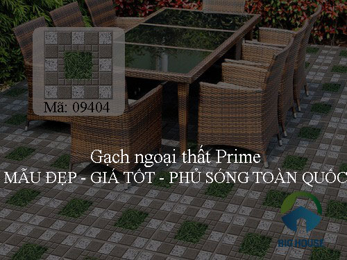 Gạch ngoại thất Prime: Mẫu đẹp – Giá tốt – Phủ sóng Toàn Quốc