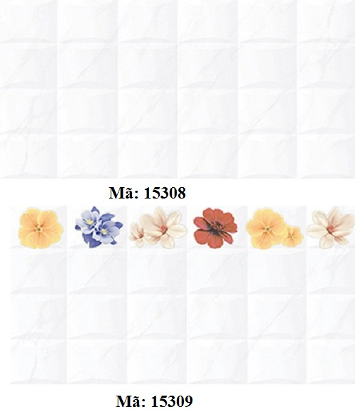 gạch ốp tường 30x60 màu trắng