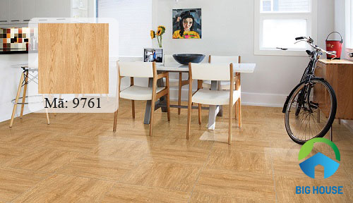 gạch prime 60x60 vân gỗ 6