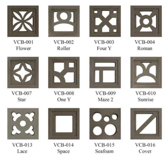 Với kích thước đa dạng, dòng gạch này có thể ứng dụng tại nhiều công trình Việt