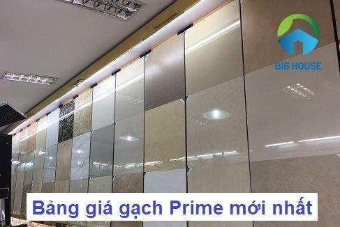 Báo giá gạch ốp lát Prime, Viglacera 2021: 60×60, 80×80,…