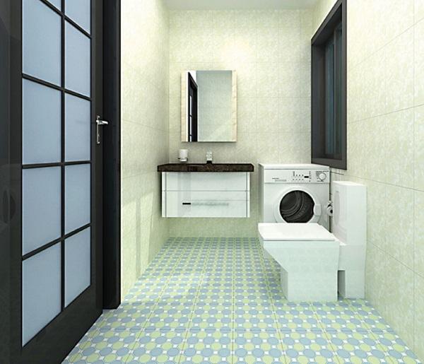 báo giá gạch 25x25 cho nhà vệ sinh