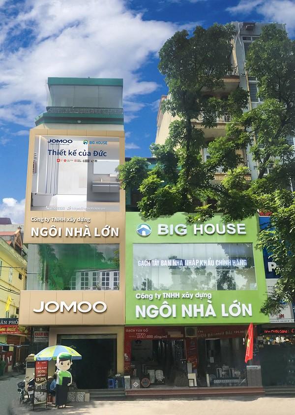Big House - Đại lý cung cấp gạch ốp lát số 1 trên toàn quốc