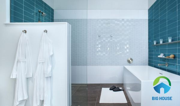 cách phối màu gạch nhà vệ sinh 2