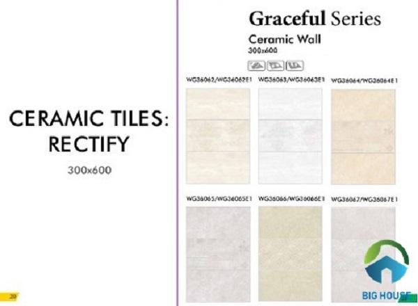 Catalogue gạch ceramic và tất cả các thông tin cần thiết