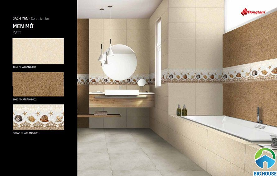 Catalouge gạch ốp tường ceramic