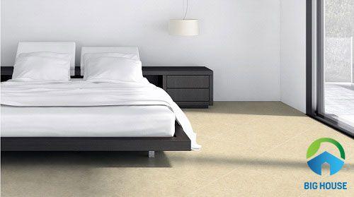 chọn gạch lát nền phòng ngủ cho nhà nhỏ
