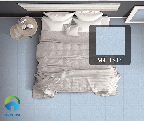chọn gạch lát nền phòng ngủ cho nhà nhỏ 1