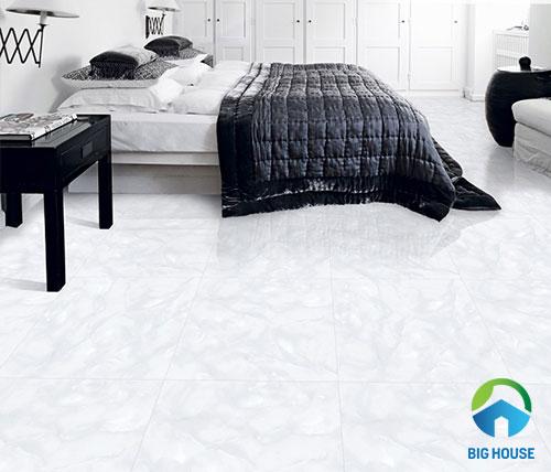 chọn gạch lát nền phòng ngủ theo phong thủy
