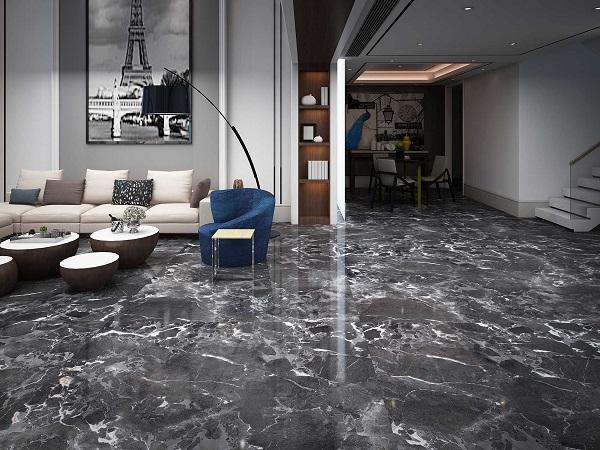 Giá gạch lát nền phòng khách 50×50, 60×60, 80×80 kèm TOP mẫu Đẹp