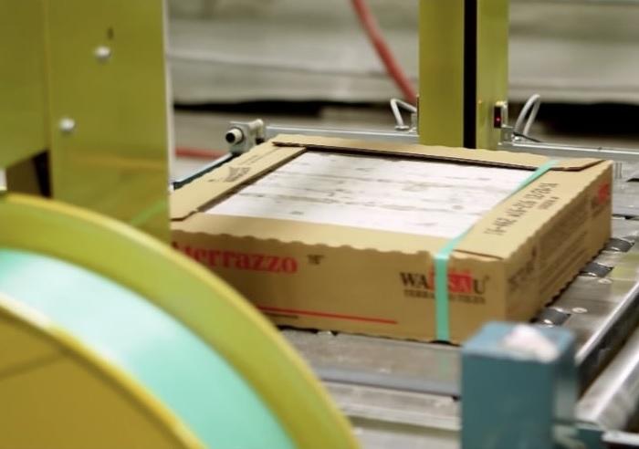 Sản phẩm được đóng gói theo đúng quy chuẩn