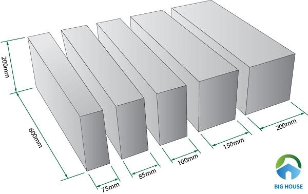 gạch bê tông nhẹ eblock 1