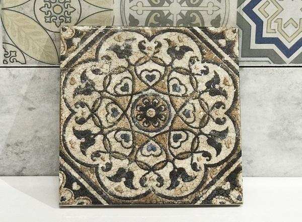 Nếu yêu thích vẻ đẹp cổ điển, bạn không nên bỏ qua mẫu gạch này