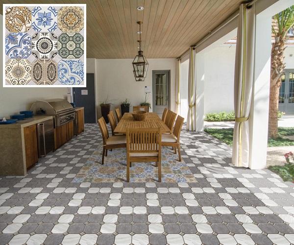 Gạch bông 50×50: Top 13+ mẫu gạch Đẹp kèm bảng giá 2020