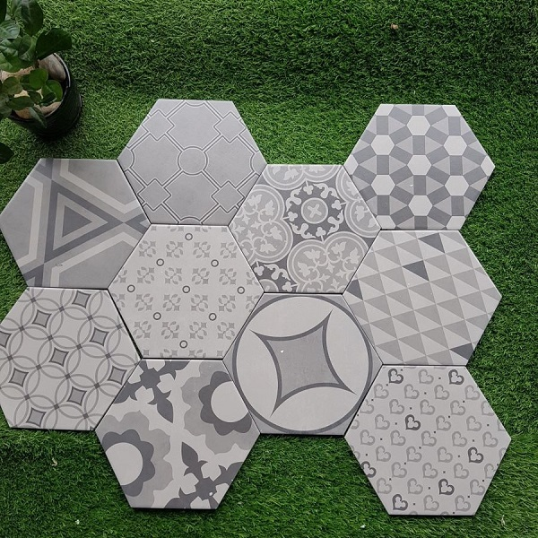 Gạch bông lục giác: 15++ mẫu gạch đẹp, giá rẻ nhất 2020