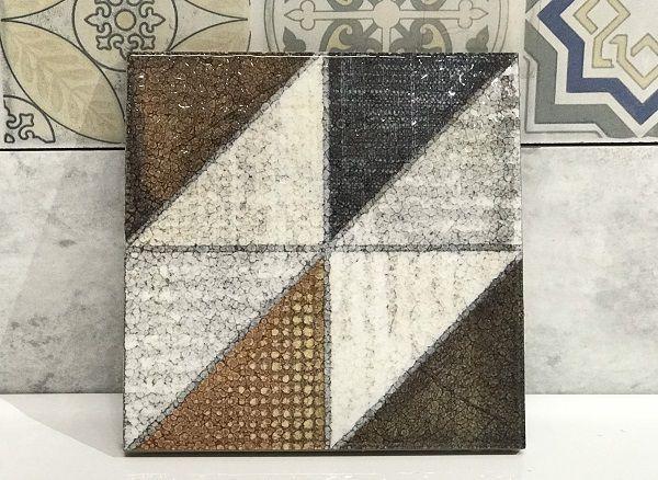 Với những gia chủ yêu thích vẻ đẹp tối giản thì đây là mẫu gạch rất đáng tham khảo