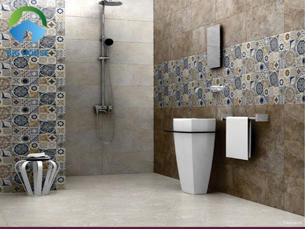 gạch bông trang trí nhà vệ sinh 2