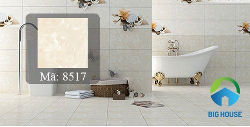 gạch ceramic 300x300 cho nhà tắm