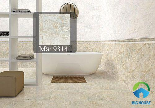 mẫu gạch ceramic 300x300 cho nhà tắm