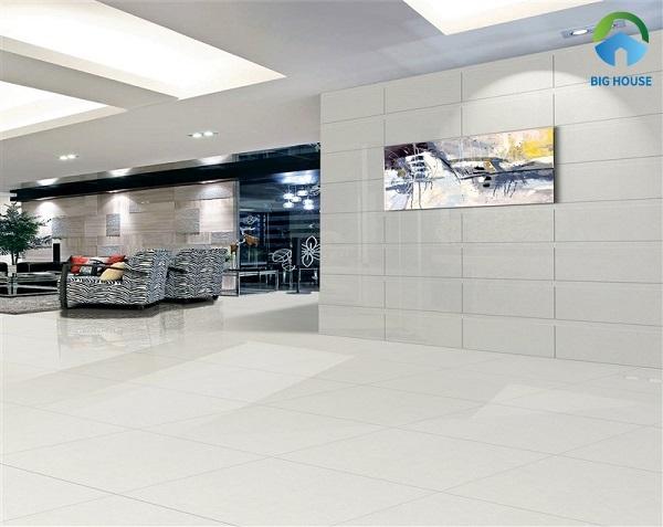 Gạch ceramic 60x600 lát tiền sảnh khách sạn, nhà hàng, biệt thự...