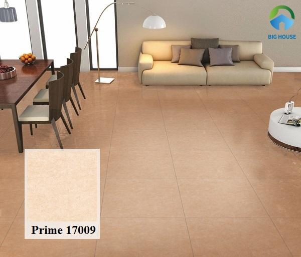 Gợi ý mẫu gạch Prime 17009 lát nền 60x60 với màu hồng cam lạ mắt rất thu hút