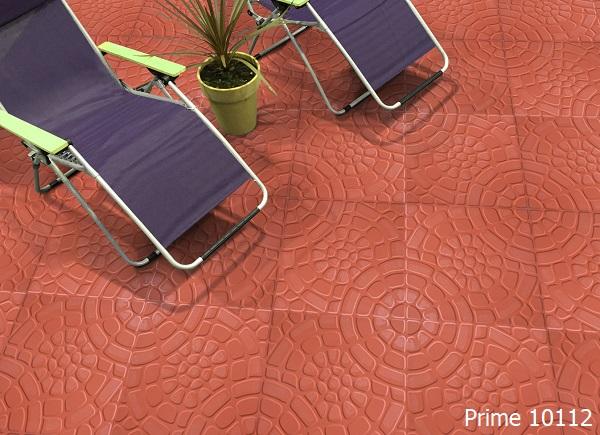 gạch chống nóng sân thượng Prime 10112