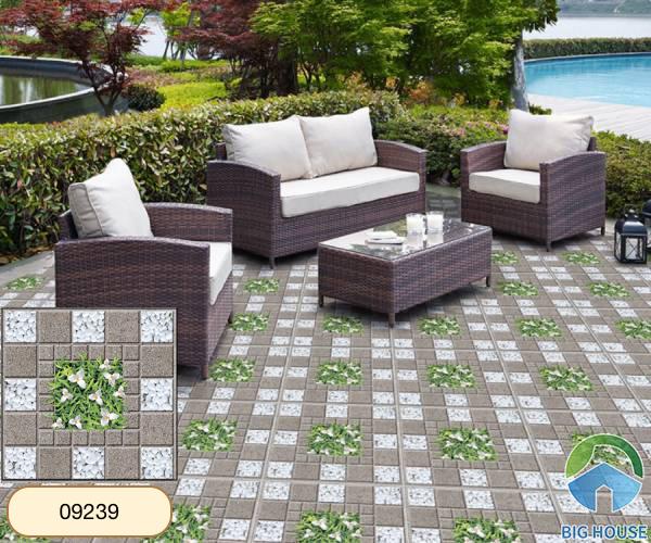 Gạch cỏ 40x40 Prime 09239