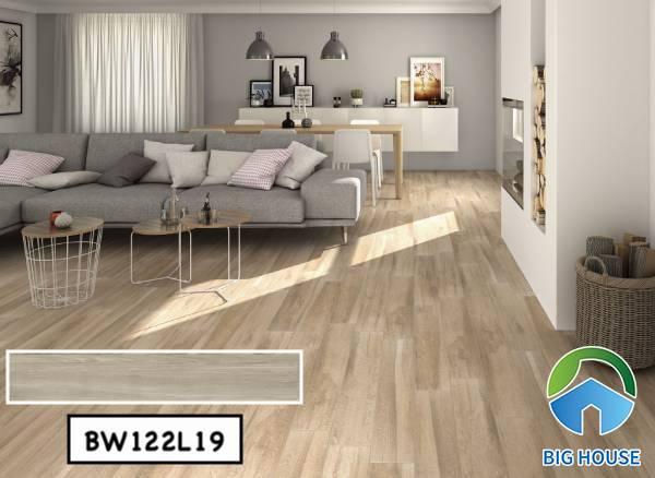Gạch giả gỗ 20x1200 nhập khẩu Châu Âu BW122L19