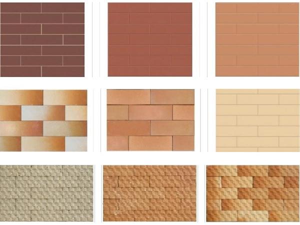 Gạch gốm ốp tường: Ưu điểm, top mẫu Đẹp kèm bảng giá 2020