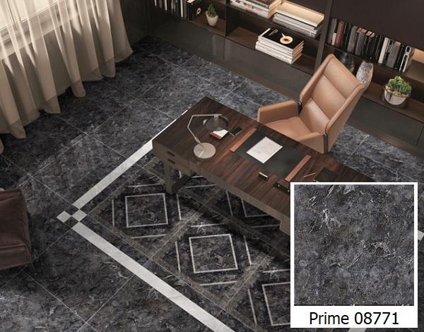 gạch granite màu đen Prime 08771