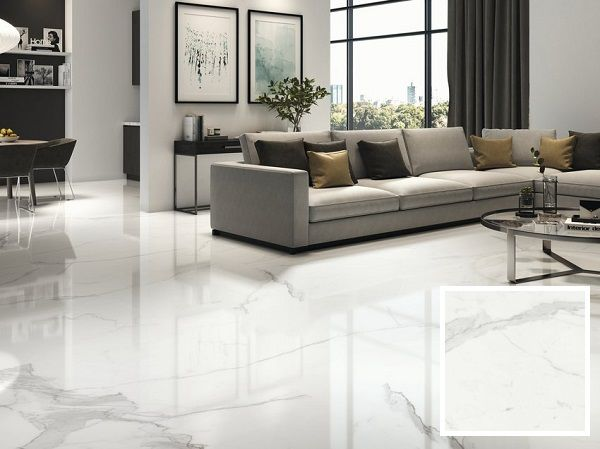 gạch lát nền 120x120 giả đá marble