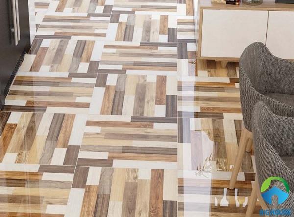 30 mẫu Gạch lát nền bóng kiếng 60×60 Đẹp dẫn đầu xu hướng 2019