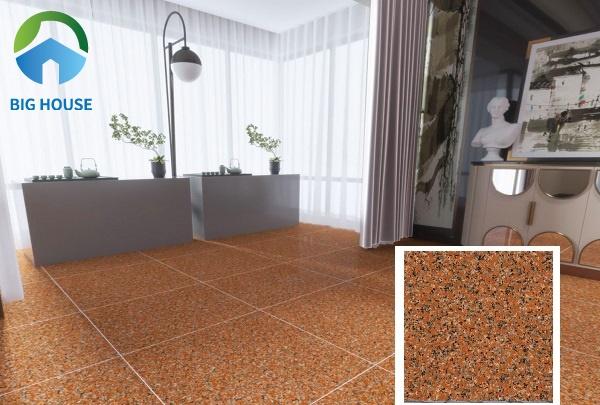 Sở hữu ngay mẫu gạch lát nền nhà màu đỏ Toroto TRT6808 60x60 giá tốt
