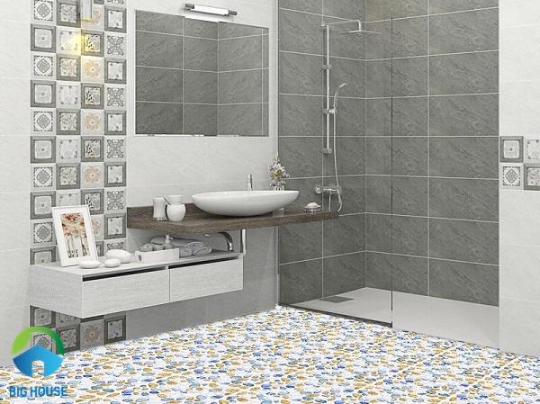 gạch lát nền nhà vệ sinh chống trơn prime