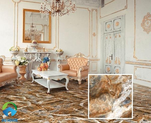 TOP mẫu gạch lát nền phòng khách 80×80 Sang trọng – Xu hướng 2020