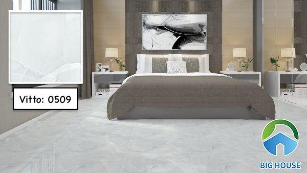 Gạch lát nền phòng ngủ Vitto 0509