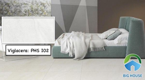 Gạch lát nền phòng ngủ Viglacera PHS I02