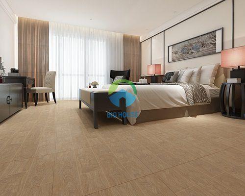 gạch lát nền phòng ngủ đơn giản